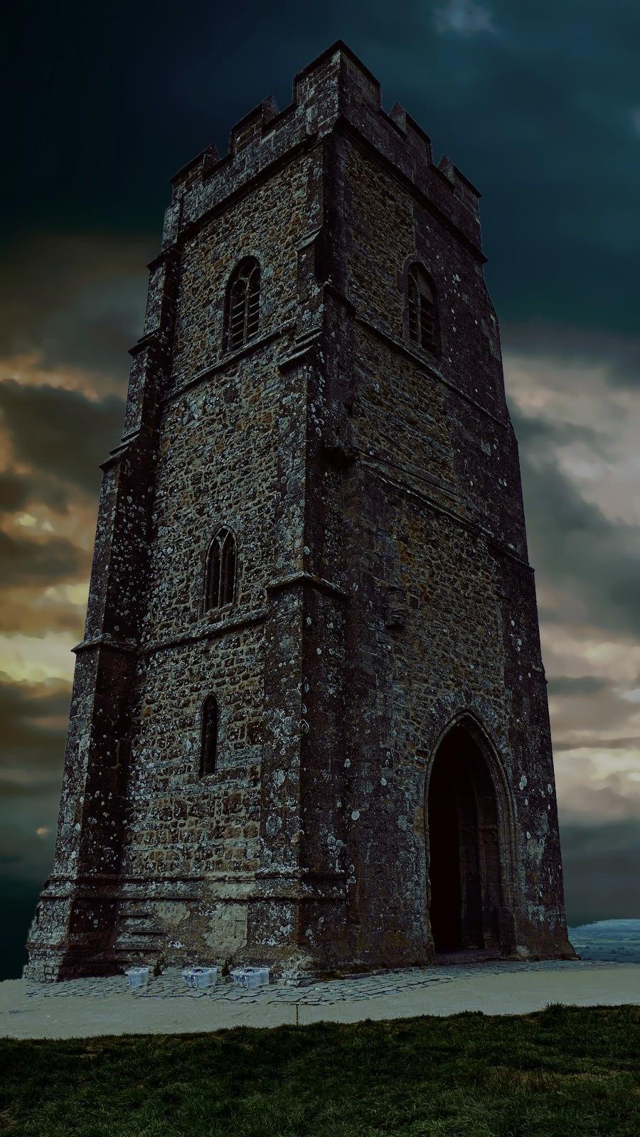 St Michaels Tower using LandscapePro.